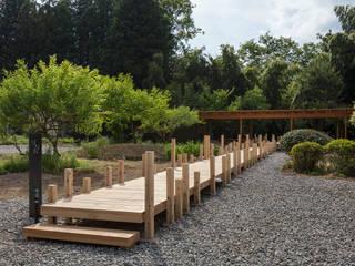 arbol Rumah pedesaan Parket Wood effect