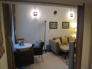 Joy Full Interior Designer 佐輔室內裝修 Livings de estilo moderno