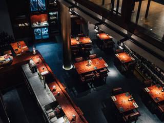 Sternerestaurant Rutz Klassische Gastronomie von Lumoplan Lichtplanung Berlin Klassisch