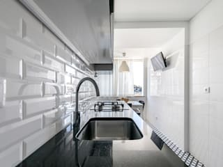 Sizz Design Modern kitchen