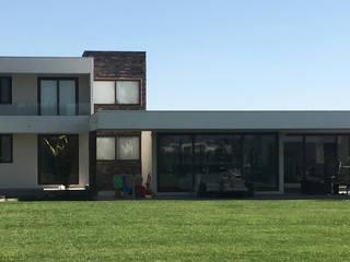 Casa Nogales Chicureo de proyecto arquitek Mediterráneo