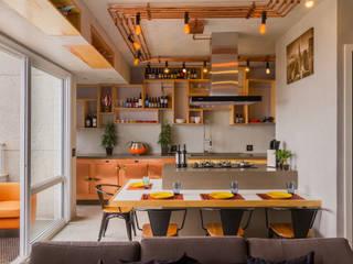 Nhà bếp theo Aptar Arquitetura, Công nghiệp