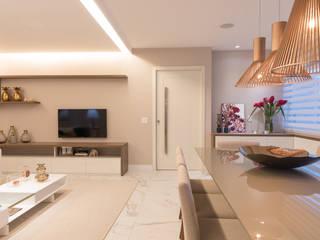 Salas de jantar modernas por ESTUDIO NOI ARQUITETURA Moderno