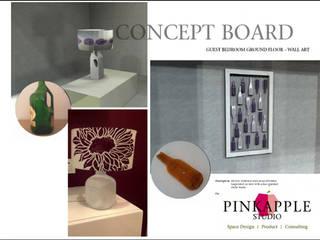 GP Model Appartment: modern  by  PINKAPPLE ,Modern