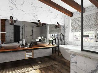Bathroom by Diveev_studio#ZI