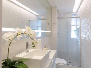 Casas de banho modernas por ESTUDIO NOI ARQUITETURA Moderno
