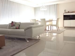 Sala JCS por Nova Decorativa Moderno