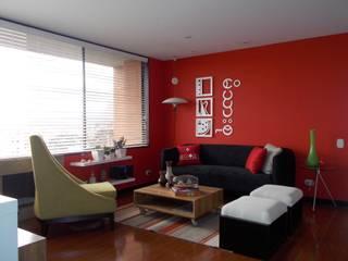 Comedores de estilo moderno por Omar Plazas Empresa de  Diseño Interior y Decoración