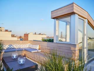 Red Hook Townhouse by Sarah Jefferys Design Modern