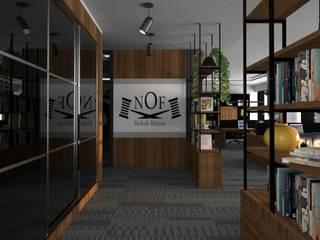 Nunu Yapı Mimarlık  – Giriş:  tarz Ofis Alanları