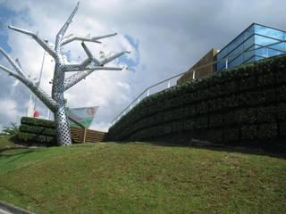 BURESINNOVA S.A. Centre d'expositions modernes
