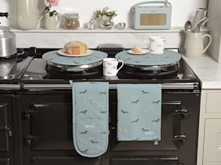 Sophie Allport Dachshund Collection: modern  by Sophie Allport, Modern
