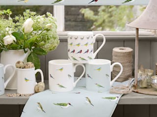 Sophie Allport Garden Birds Collection: modern  by Sophie Allport, Modern