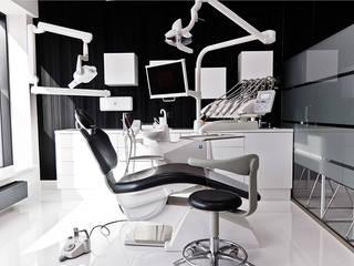 Gabinet stomatologiczny: styl , w kategorii  zaprojektowany przez ARCHAMO architektura