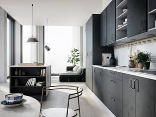 Architectural Visualisation - Scandinavian Interior by WEMAPOUT Scandinavian