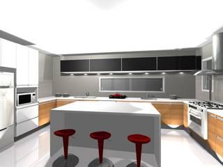 Grupo DH arquitetura KitchenTables & chairs White