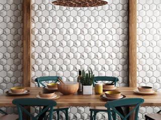 Equipe Ceramicas Dapur built in Keramik