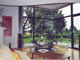 Wohnzimmer:  Wohnzimmer von Architekt Witte