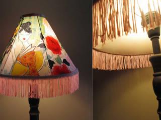 Lampenschirme - handgenäht von Friesenherz