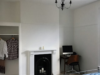 Home decorators in Plumstead, London Paintforme Classic style bedroom White