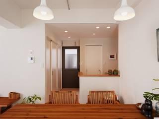光と風が通りぬける住まい 〜マンション断熱性能UP!!〜: 株式会社スタイル工房が手掛けたです。