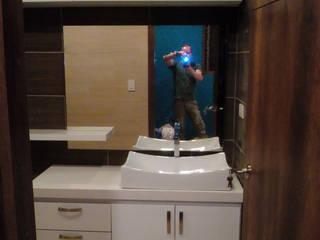 Salle de bain moderne par Omar Interior Designer Empresa de Diseño Interior, remodelacion, Cocinas integrales, Decoración Moderne