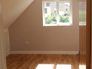 Modern style bedroom by Polly Millard, Interior Decorater Modern