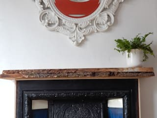 by Polly Millard, Interior Decorater Eclectic