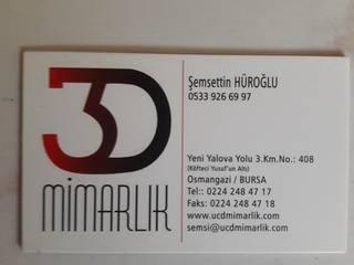 3D Grafik Mimarlık Metal Mobilya AŞ.