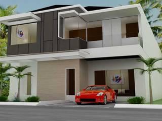 Rumah Tinggal: Rumah tinggal  oleh Adhicitta Karya Megah, Minimalis
