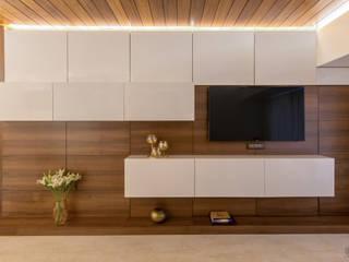 Modern Living Room by Design Ka:Tha Modern