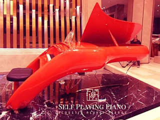 BRAND NEW SELF PLAYING STEINBECKER SUPERCAR GRAND PIANO de Self Playing Piano Moderno