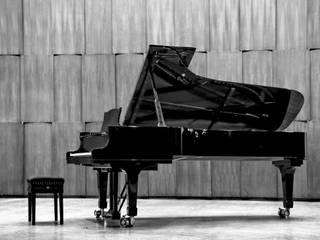 BRAND NEW - SELF PLAYING STEINHOVEN SG227 - HIGH GLOSS BLACK CONCERT GRAND PIANO de Self Playing Piano Moderno