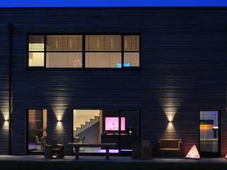 Modern Terrace by Studio Meuleneers Modern