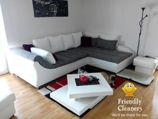 Move Out Cleaning London by Friendly Cleaners