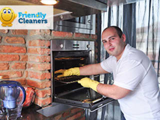 Oven Cleaning Services London by Friendly Cleaners