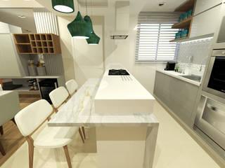 apartamento ecoville por INOVAT Arquitetura e interiores Moderno