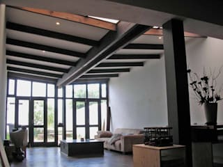 House Pichaske, Woodstock 2005 by Till Manecke:Architect Asian