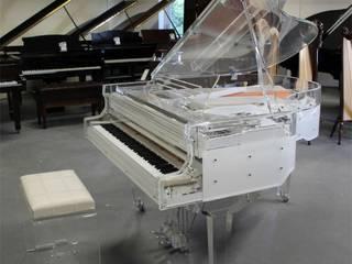 BRAND NEW STEINHOVEN SG170 CRYSTAL GRAND PIANO de Self Playing Piano Moderno