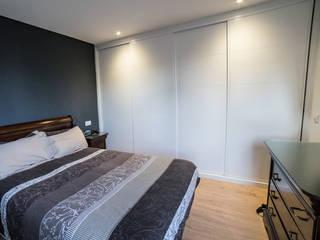 Reforma Chamartín por Vivienda Sana: Dormitorios de estilo  de Vivienda Sana