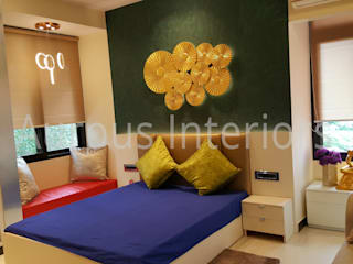 Project:  Bedroom by Aurous Interiors