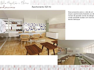 сучасний  by Fabrício Cardoso Arquitetura, Сучасний