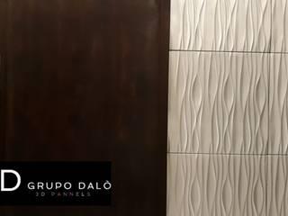 Modelo : EGIPTO: Paredes de estilo  por GRUPO DALÒ    PANELES DECORATIVOS EN 3D