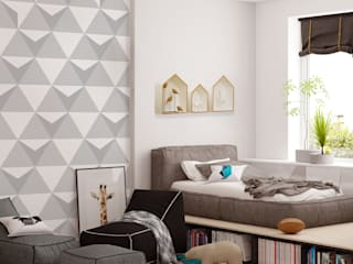modern  oleh Humpty Dumpty Room Decoration, Modern