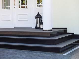 Klepfer Naturstein GbR Stairs Granite Black