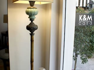 Iluminación:  de estilo  por K&M CASA,Tropical