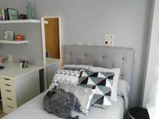 Bedroom by MUMARQ ARQUITECTURA E INTERIORISMO, Eclectic
