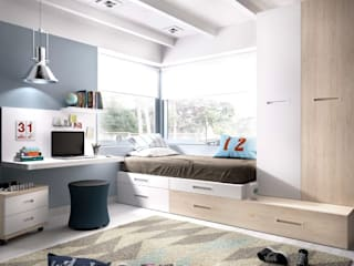 Intense mobiliário e interiores Nursery/kid's roomBeds & cribs