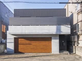 C HOUSE: 安藤建設株式会社が手掛けた家です。