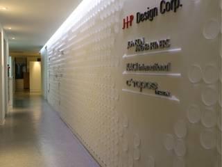 Office buildings by kimapartners co., ltd.